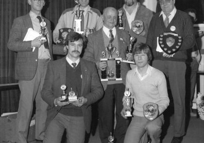 Canvey Camera Club Trophy Winners