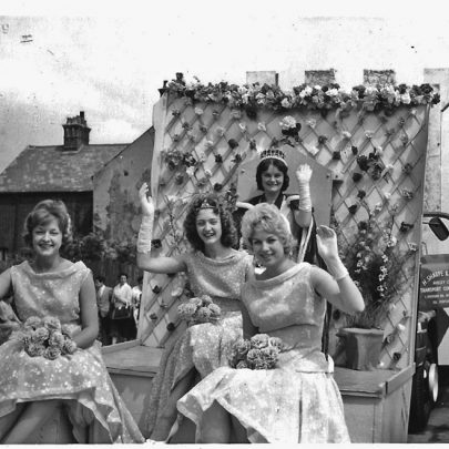 At Thurrock Carnival 2.7.1960 | Pauline Hayford nee Woodcock