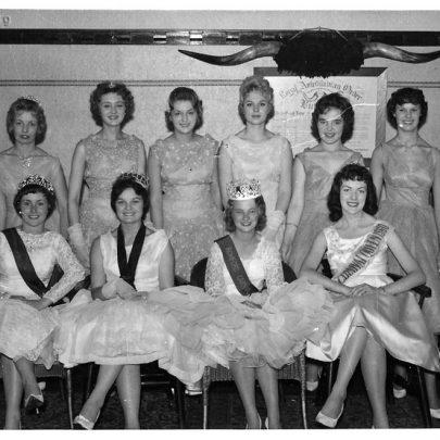 Canvey Carnival Dance at the Haystack on 23.7.1960 | Pauline Hayford nee Woodcock