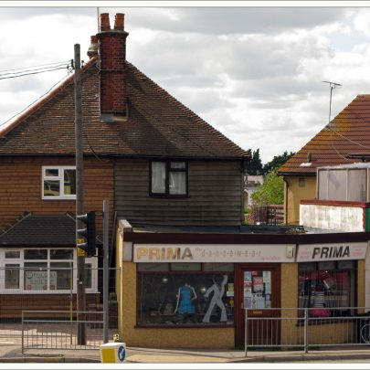 Canvey Village - This used to be Attwells The Butchers | Dave Bullock