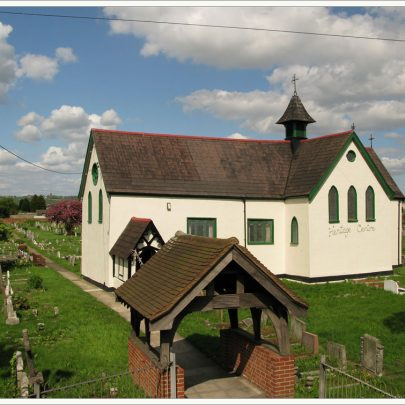 St Katherines Church | Dave Bullock