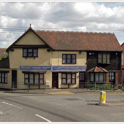 Formally Woods post office in Canvey Village | Dave Bullock