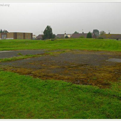 Possible foundations on the HAAA Site | (c) David Bullock