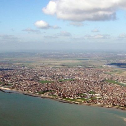 Aerial Pictures of Canvey Island
