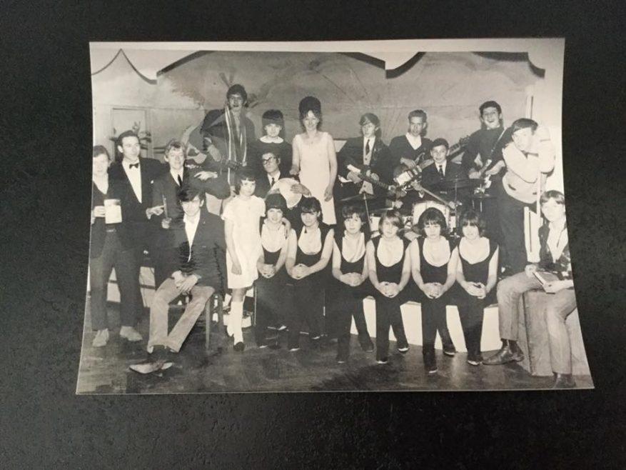 1960's music scene.