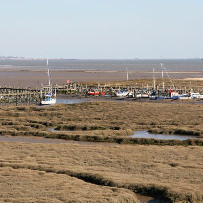 View from Canvey Heights showing Southend Pier   Carol McCracken