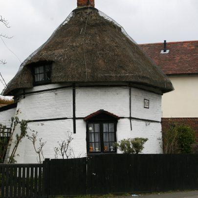 Dutch Cottage dated 1621 | carol McCracken