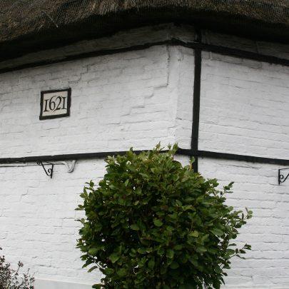 Dutch Cottage dated 1621   Carol McCracken