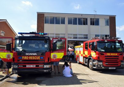 Canvey Fire Brigade Open Day