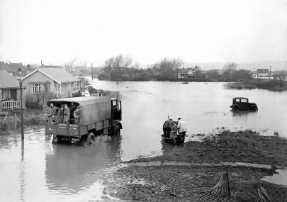 My Memories of the 1953 Flood