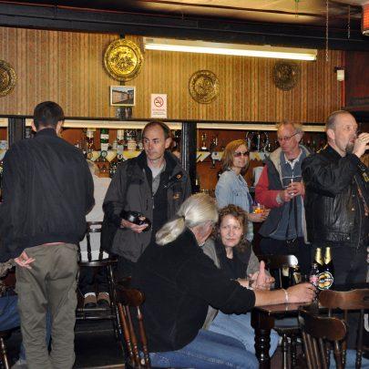 Steve & Karen at the Bar | (c) Dave Bullock