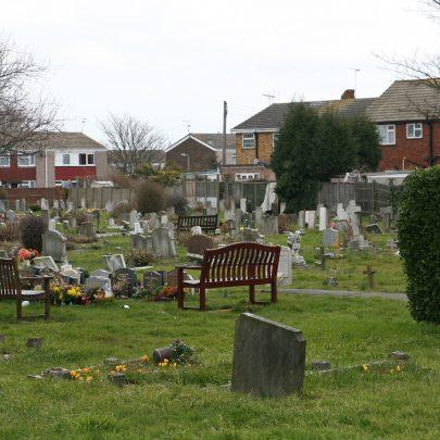 St Katherine's Churchyard   Carol McCracken