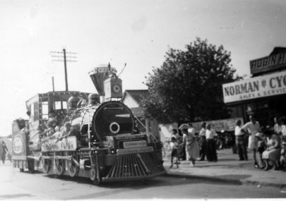 Canvey Carnival, late 1950's