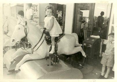 Casino horses 1960