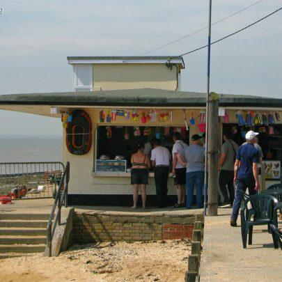 Concord Cafe on Eastern Esplanade   (c) David Bullock