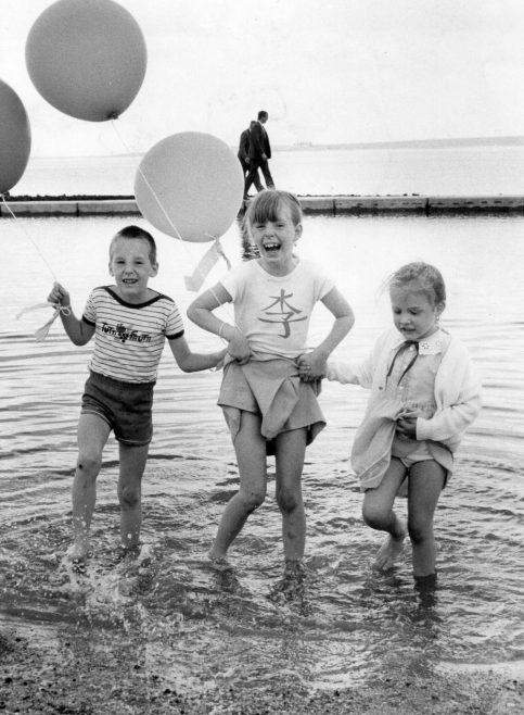 Paddling Pool | Echo Newspaper Archive