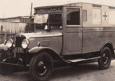 Canvey Island Ambulance