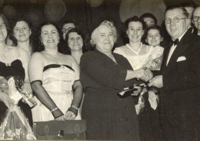 Canvey Choir 1950