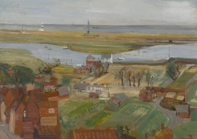 Painting called 'Canvey Island'