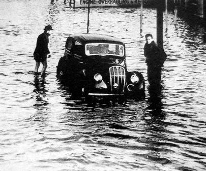 The Flood of 1953