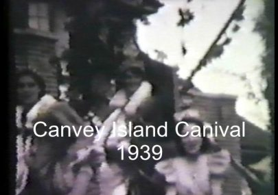 Canvey Island Carnival 1939
