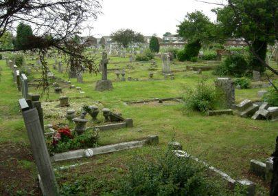 St Katherine's Churchyard