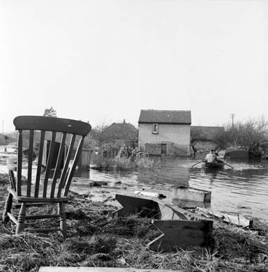 Flooding Aftermath