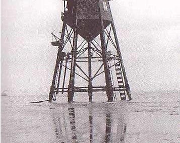 The rise and fall of the Chapman Lighthouse