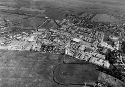 Aerial Views of Canvey