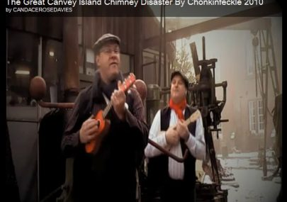 The Great Canvey Island Chimney Disaster