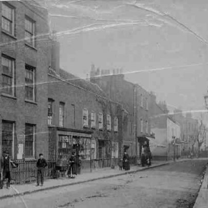 Church Street, Stoke Newington 1880