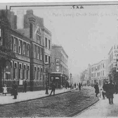 Church Street, Stoke Newington c1905