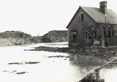 The home of Albert, Winnie, Derek and Joy Lynch.