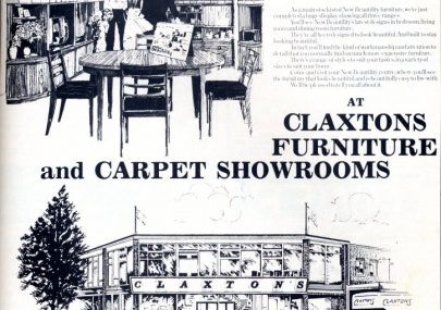 Claxton's Advert