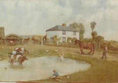 Claydon's (Clayton's)Farm