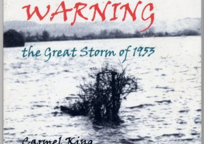 Without Warning the great storm of 1953