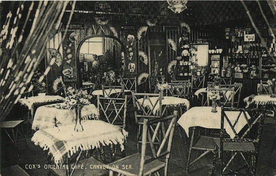 Cox's Oriental Cafe