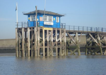Canvey's National Coastwatch Station