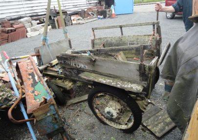 Billy Wells Pony Cart