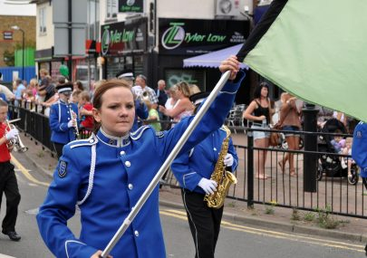 Canvey Carnival Parade Video