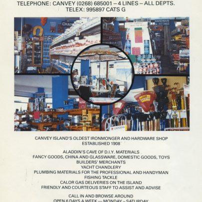 Canvey Island Companies 1980's  {2}