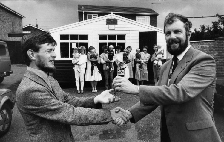 Getting the keys | Echo newspaper group and the Rayleigh Town Museum