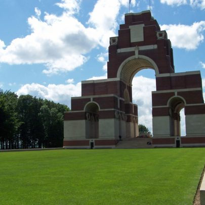 Thiepval Memorial, Somme, France