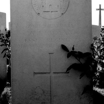 Tincourt New British Cemetery, The Somme.