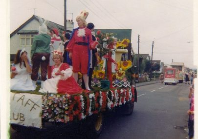 Canvey Carnival 1970's
