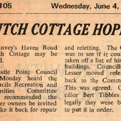 The Saga of the Cottage