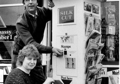 Janet and Bill Rawlings