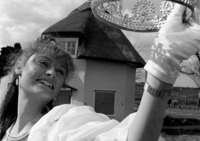 Maria Cain Carnival Queen 1995