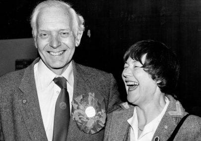 Denis and Joy Nesbet