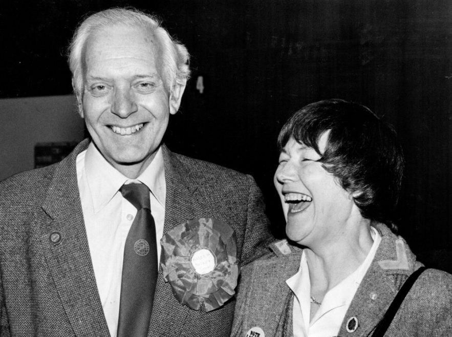 Denis and Joy Nesbet | Echo Newspaper Archive